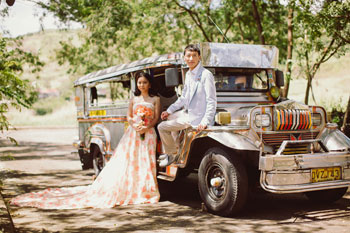 Bridal Cars for Rent in the Philippines